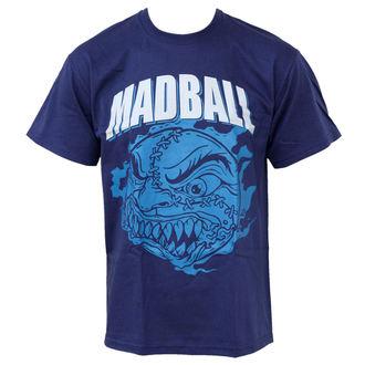 tričko pánske Madball - Classic Ball - Navy, Buckaneer, Madball