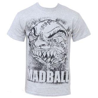 tričko pánske Madball - Splatter Ball - Sports Grey, Buckaneer, Madball