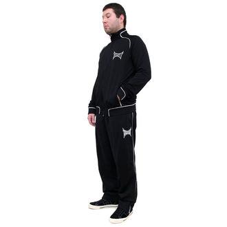 kalhoty (tepláky) pánske TAPOUT - Logo Zip, TAPOUT