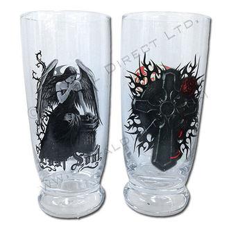 poháre (sada 2 kusov) SPIRAL - Lost Soul - 10429600, SPIRAL