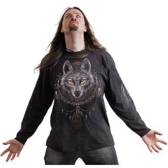 tričko pánske SPIRAL - Wolf Dreams - TR292700