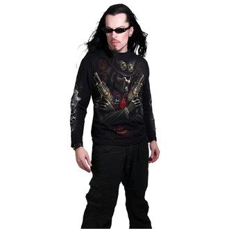 tričko pánske s dlhým rukávom SPIRAL - Steam Punk Bandit
