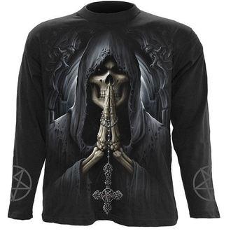 tričko pánske s dlhým rukávom SPIRAL - Death Prayer - TR308700