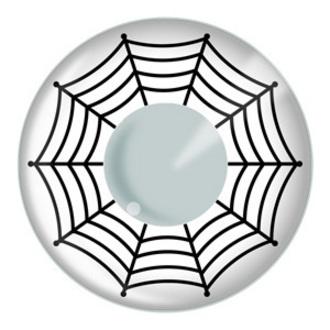 kontaktné šošovka WHITE WEB - EDIT, EDIT