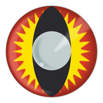 kontaktné šošovka DRAGON EYE - EDIT, EDIT