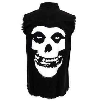vesta pánska Misfits - Skull