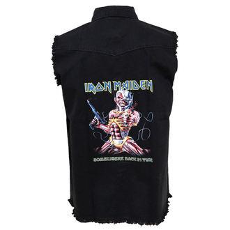 vesta pánska Iron Maiden - Somewhere Back In Time