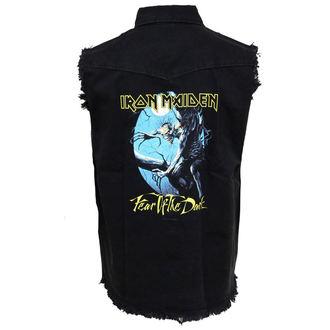 vesta pánska Iron Maiden - Fear Of The Dark, RAZAMATAZ, Iron Maiden