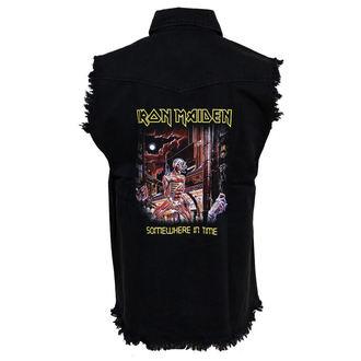 vesta pánska Iron Maiden - Somewhere In Time, RAZAMATAZ, Iron Maiden