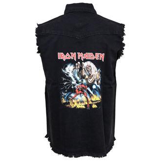 vesta pánska Iron Maiden - The Number Of The Beast, RAZAMATAZ, Iron Maiden