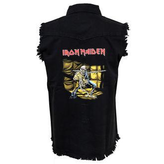 vesta pánska Iron Maiden - Piece Of Mind, RAZAMATAZ, Iron Maiden