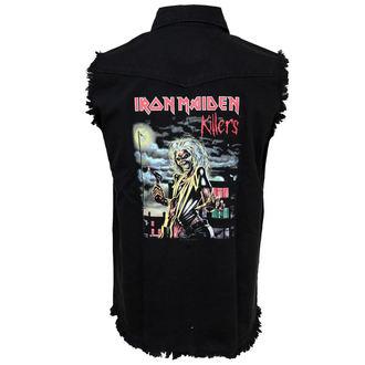 vesta pánska Iron Maiden - Killers - WS025, RAZAMATAZ, Iron Maiden