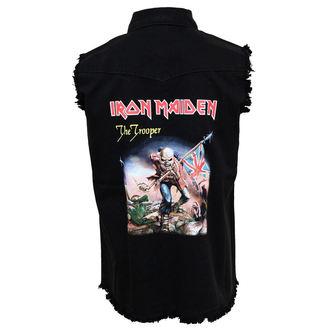 vesta pánska Iron Maiden - The Trooper