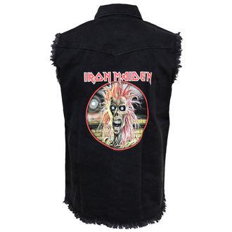 vesta pánska Iron Maiden - Iron Maiden, RAZAMATAZ, Iron Maiden