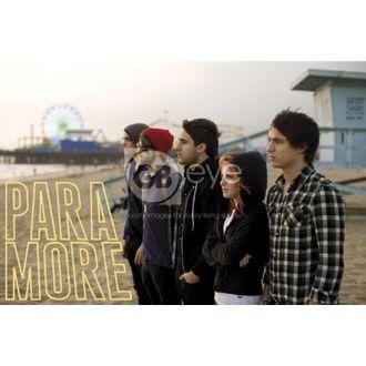 plagát Paramore - Beach - LP1292, GB posters, Paramore