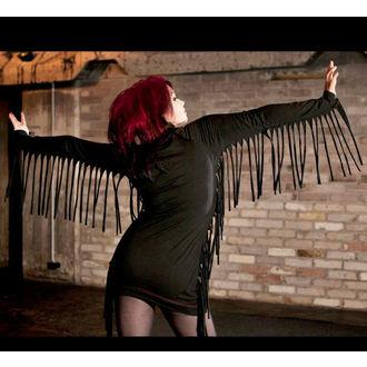 šaty dámske (top) POIZEN INDUSTRIES - Shooter, VIXXSIN