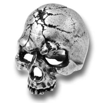 prsteň Ruination Skull ALCHEMY GOTHIC - R174