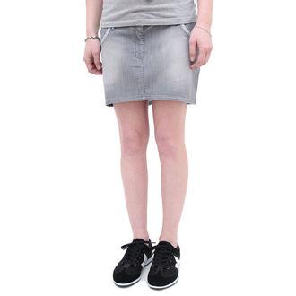 sukňa dámska -mini jeansová- FUNSTORM - Kempsey, FUNSTORM