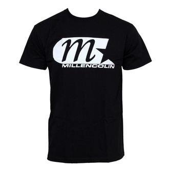tričko pánske Millencolin - Logo - Black, Buckaneer, Millencolin
