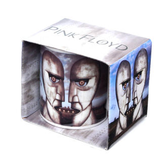 hrnček Pink Floyd - The Division Bell Metal Heads, ROCK OFF, Pink Floyd