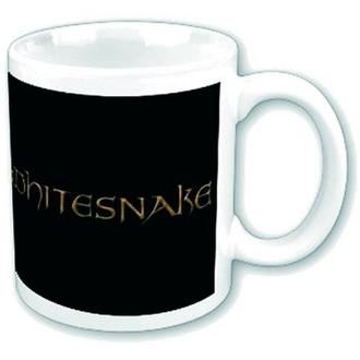 hrnček Whitesnake - Crest Logo, ROCK OFF, Whitesnake