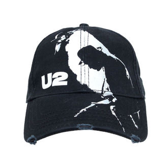 šiltovka U2 - Rattle And Hum - Baseball - ROCK OFF, ROCK OFF, U2