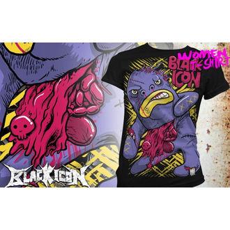tričko dámske BLACK ICON - Bigmo, BLACK ICON