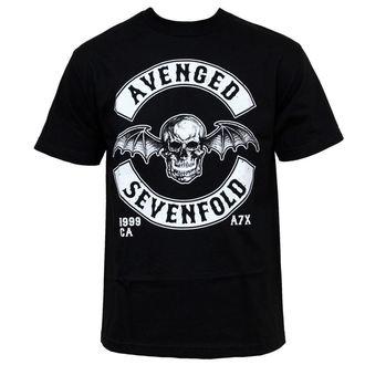 tričko pánske Avenged Sevenfold - Dbat Crest, BRAVADO, Avenged Sevenfold