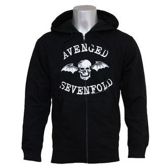mikina pánska Avenged Sevenfold - Classic - Deathbat, BRAVADO, Avenged Sevenfold