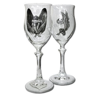 poháre (sada 2 kusov) SPIRAL - Enslaved Angel - 10512900, SPIRAL
