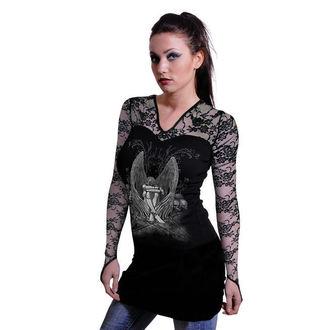 tričko dámske dlhý rukáv SPIRAL - Enslved Sorrow - DT198283