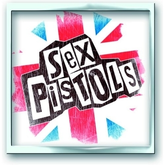 pripináčik Sex Pistols - Union Jack - ROCK OFF, ROCK OFF, Sex Pistols