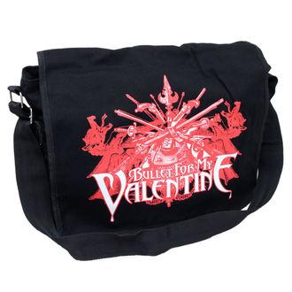 taška Bullet For My Valentine - Sword Burst, BRAVADO, Bullet For my Valentine