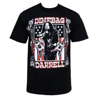 tričko pánske Dimebag Darrell - Guitar Flag, BRAVADO, Dimebag Darrell