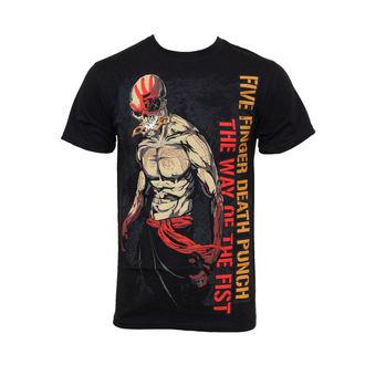 tričko pánske Five Finger Death Punch - Wotf Ninja, BRAVADO, Five Finger Death Punch