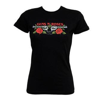 tričko dámske Guns N Roses - Roses Pistols - BRAVADO USA , BRAVADO, Guns N' Roses