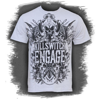 tričko pánske Killswitch Engage - Medieval Crest, BRAVADO, Killswitch Engage