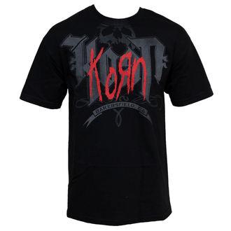 tričko pánske Korn - Classic, BRAVADO, Korn