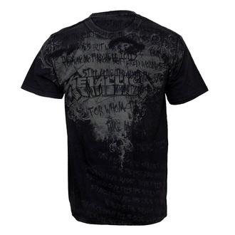 tričko pánske Metallica - Lightning Chair, BRAVADO, Metallica
