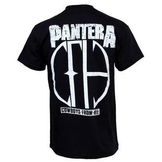 tričko pánske Pantera - FKN Hostile - BRAVADO USA, BRAVADO, Pantera