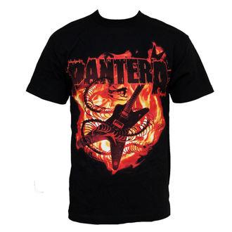 tričko pánske Pantera - Guitar Snake - BRAVADO USA, BRAVADO, Pantera