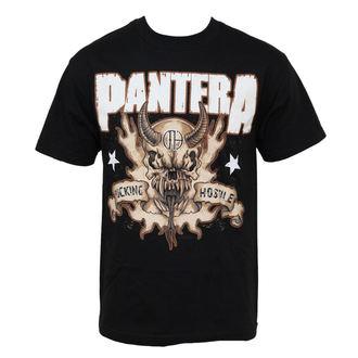 tričko pánske Pantera - Hostile Skull, BRAVADO, Pantera