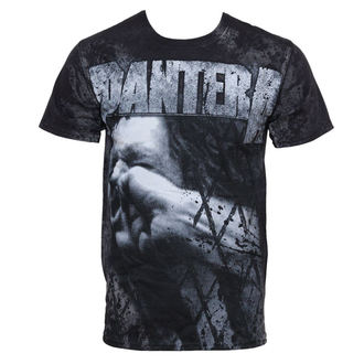 tričko pánske Pantera - Vulgar All Over - Celopotlač, BRAVADO, Pantera
