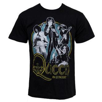 tričko pánske Queen - In Concert, BRAVADO, Queen