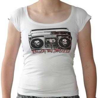 tričko dámske Death By Stereo - Ghettoblaster - RAGEWEAR - 070GSW05