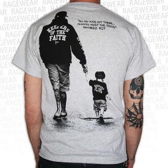 tričko pánske Terror - New Blood - Grey - RAGEWEAR, RAGEWEAR, Terror