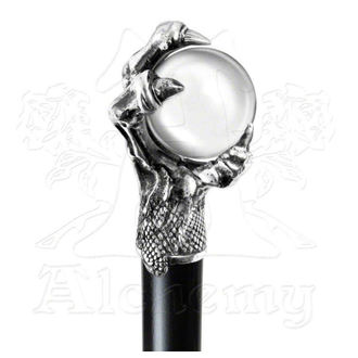 vychádzková palica Beast's Claw ALCHEMY GOTHIC, ALCHEMY GOTHIC