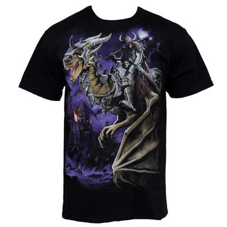 tričko pánske Dragon Master - LIQUID BLUE - 31281
