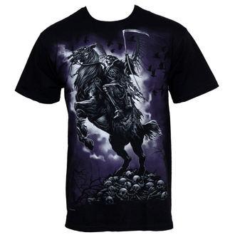 tričko pánske Death Rider - LIQUID BLUE, LIQUID BLUE