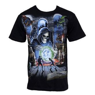 tričko pánske Raper Spell - LIQUID BLUE, LIQUID BLUE